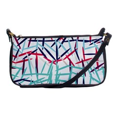Strokes                                                                    			shoulder Clutch Bag by LalyLauraFLM