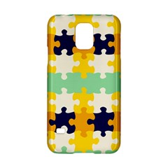 Puzzle Pieces                                                                     samsung Galaxy S5 Hardshell Case by LalyLauraFLM
