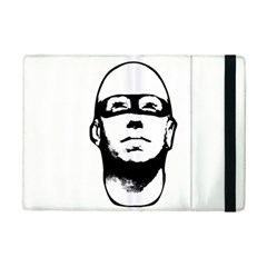 Baldhead Hero Comic Illustration iPad Mini 2 Flip Cases by dflcprints