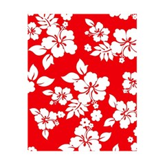 Red Hawaiian 5 5  X 8 5  Notebooks by AlohaStore