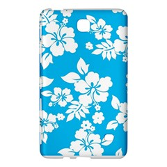 Light Blue Hawaiian Samsung Galaxy Tab 4 (7 ) Hardshell Case  by AlohaStore
