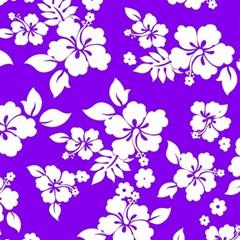 Violet Hawaiian Magic Photo Cubes by AlohaStore