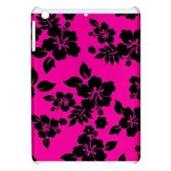 Dark Baby Pink Hawaiian Apple Ipad Mini Hardshell Case by AlohaStore