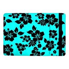 Blue Dark Hawaiian Samsung Galaxy Tab Pro 10 1  Flip Case by AlohaStore