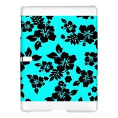 Blue Dark Hawaiian Samsung Galaxy Tab S (10.5 ) Hardshell Case  by AlohaStore