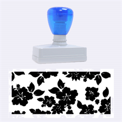 Dark Blue Hawaiian Rubber Stamps (large) by AlohaStore