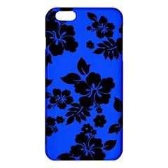 Dark Blue Hawaiian Iphone 6 Plus/6s Plus Tpu Case by AlohaStore