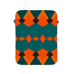 Rhombus And Other Shapes                                                                      			apple Ipad 2/3/4 Protective Soft Case by LalyLauraFLM