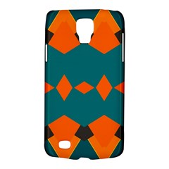 Rhombus And Other Shapes                                                                      samsung Galaxy S4 Active (i9295) Hardshell Case by LalyLauraFLM