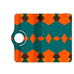 Rhombus and other shapes                                                                      			Kindle Fire HDX 8.9  Flip 360 Case by LalyLauraFLM