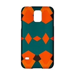 Rhombus And Other Shapes                                                                      samsung Galaxy S5 Hardshell Case by LalyLauraFLM