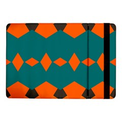 Rhombus And Other Shapes                                                                      			samsung Galaxy Tab Pro 10 1  Flip Case by LalyLauraFLM