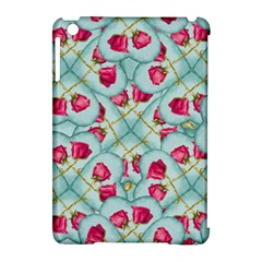 Love Motif Pattern Print Apple Ipad Mini Hardshell Case (compatible With Smart Cover) by dflcprints