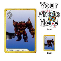 Triad 55 108 By Dave   Multi Purpose Cards (rectangle)   Vg0m3tmr9ydy   Www Artscow Com Front 21