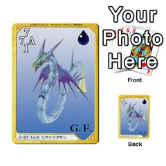 Triad 55 108 By Dave   Multi Purpose Cards (rectangle)   Vg0m3tmr9ydy   Www Artscow Com Front 37