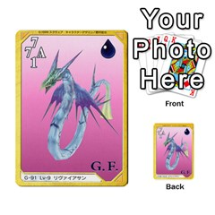 Triad 55 108 By Dave   Multi Purpose Cards (rectangle)   Vg0m3tmr9ydy   Www Artscow Com Back 37