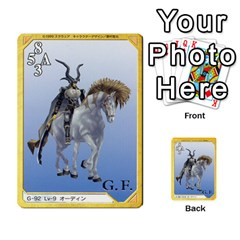 Triad 55 108 By Dave   Multi Purpose Cards (rectangle)   Vg0m3tmr9ydy   Www Artscow Com Front 38