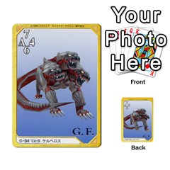 Triad 55 108 By Dave   Multi Purpose Cards (rectangle)   Vg0m3tmr9ydy   Www Artscow Com Front 40