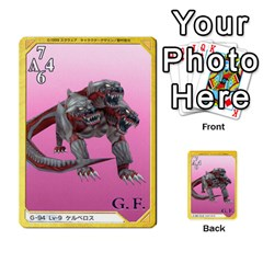 Triad 55 108 By Dave   Multi Purpose Cards (rectangle)   Vg0m3tmr9ydy   Www Artscow Com Back 40