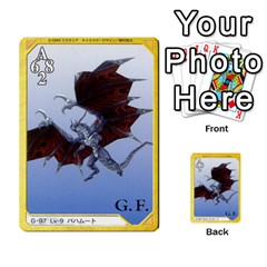 Triad 55 108 By Dave   Multi Purpose Cards (rectangle)   Vg0m3tmr9ydy   Www Artscow Com Front 43