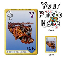 Triad 55 108 By Dave   Multi Purpose Cards (rectangle)   Vg0m3tmr9ydy   Www Artscow Com Front 44