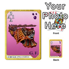 Triad 55 108 By Dave   Multi Purpose Cards (rectangle)   Vg0m3tmr9ydy   Www Artscow Com Back 44