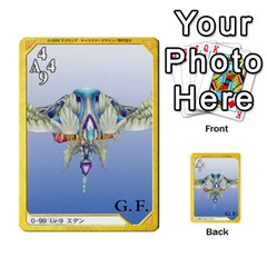Triad 55 108 By Dave   Multi Purpose Cards (rectangle)   Vg0m3tmr9ydy   Www Artscow Com Front 45
