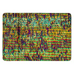 Multicolored Digital Grunge Print Samsung Galaxy Tab 8 9  P7300 Flip Case by dflcprints