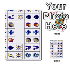 Triad 108/109   Extras By Dave   Multi Purpose Cards (rectangle)   Iae175hpcx7h   Www Artscow Com Front 18