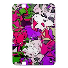 Ink Shapes                                                                         kindle Fire Hd 8 9  Hardshell Case by LalyLauraFLM