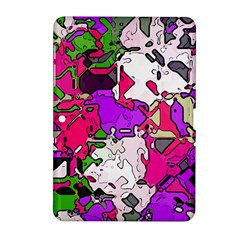 Ink Shapes                                                                         			samsung Galaxy Tab 2 (10 1 ) P5100 Hardshell Case by LalyLauraFLM