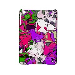 Ink Shapes                                                                         			apple Ipad Mini 2 Hardshell Case by LalyLauraFLM