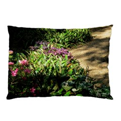 Shadowed Ground Cover Pillow Case by ArtsFolly