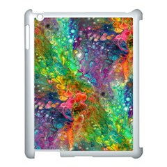 Reality Is Melting Apple Ipad 3/4 Case (white) by KirstenStar