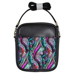 Ocean Jewels Girls Sling Bags by KirstenStar