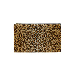 Leopard Cosmetic Bag (small)  by olgart