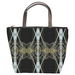 Hawaii Lit0110002015 Bucket Bags by tresfoliablackwhite
