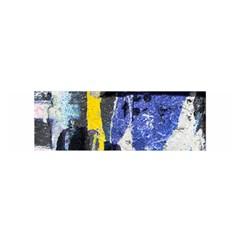 Urban Grunge Satin Scarf (oblong) by ArtistRoseanneJones