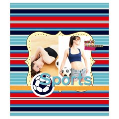 Sport By Sport   Drawstring Pouch (small)   Hnz6051h8sm8   Www Artscow Com Front