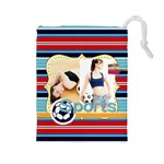 sport - Drawstring Pouch (Large)