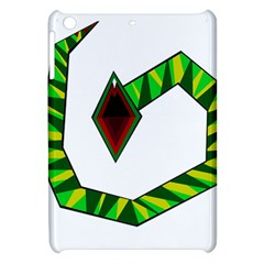 Decorative Snake Apple Ipad Mini Hardshell Case by Valentinaart
