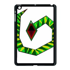 Decorative Snake Apple Ipad Mini Case (black) by Valentinaart