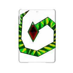 Decorative Snake Ipad Mini 2 Hardshell Cases by Valentinaart