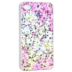 Hexagons                                                                             apple Iphone 4/4s Seamless Case (white) by LalyLauraFLM