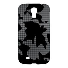 Decorative Elegant Design Samsung Galaxy S4 I9500/i9505 Hardshell Case by Valentinaart