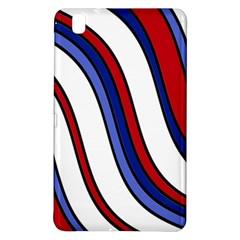 Decorative Lines Samsung Galaxy Tab Pro 8 4 Hardshell Case by Valentinaart