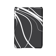 Black And White Elegant Design Ipad Mini 2 Hardshell Cases by Valentinaart