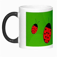 Ladybugs Morph Mugs by Valentinaart