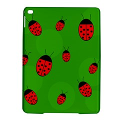 Ladybugs Ipad Air 2 Hardshell Cases by Valentinaart