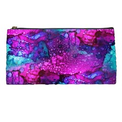Melting In Purple Pencil Cases by KirstenStar